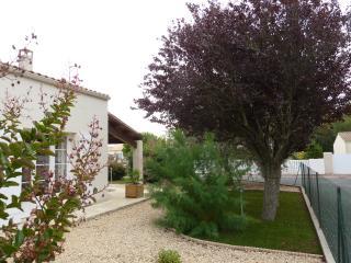 Maison très ensoleillée, au calme et bien équipée, Saint-Georges d'Oléron