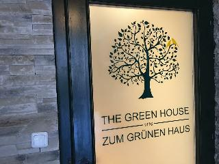 the green house, self catered apartment