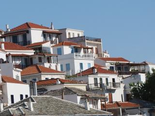 Harbour View, Skopelos Town