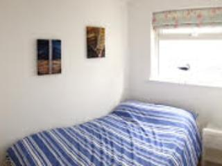Double bedroom with fitted wardrobes.