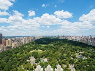 Unobstructed Central Park Views 2 BR Essex House, Nueva York