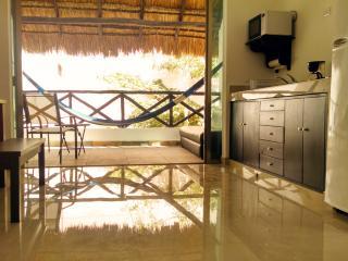 Loft con terraza a 600 metros del Mar y la Av. 5