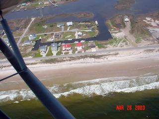 OCEAN / SOUND VIEWS - ON CANAL WITH DOCK / RAMP, North Topsail Beach