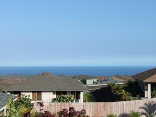 Large beautiful home with Amazing ocean views, Waikoloa