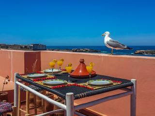 Appartement de Charme Vue sur Mer, Essaouira