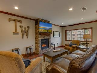 Tahoe Woods Vista – Walk to Lake & Heavenly, Chefs Kitchen, Arcade, Wifi, AC, South Lake Tahoe