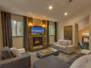 Cedar Vista - Built in 2016, HDTVs, Two Fireplaces, BBQ, Sauna, Spa, Arcade, South Lake Tahoe