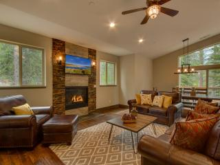 Whispering Pines - Built in 2016, HDTVs, Two Fireplaces, BBQ, Spa, Foosball, Arcade, South Lake Tahoe