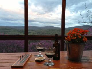 Lost River Mountaintop Retreat--perched on 5 acres w/ stunning views