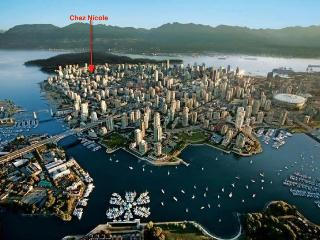 Stanley Park Downtown Vancouver with Parking