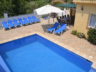 6 bedroom Villa in Lloret De Mar, Costa Brava, Spain : ref 2214436