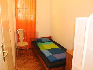 Simple room in the downtown, Budapest