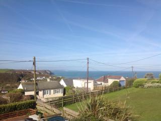 Cliff top, sea view four bedroom house,, Porthtowan