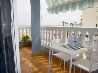 Coqueto apartamento frente al mar, Peniscola