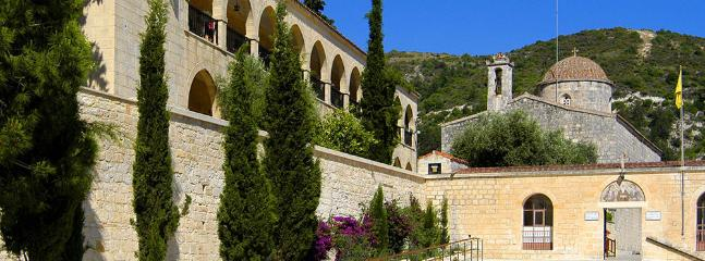 Agios Neophytos Monastery- The monastery is popular with visitors all year round.