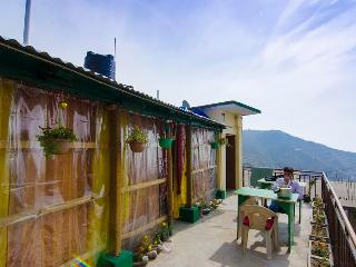 front open terrace