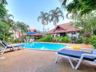 Tropical house near the sea, Phuket Town
