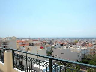 Large en-suite penthouse room with stunning view!