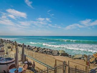 Luxury rental, 5br/4ba, Spa, Large Kitchen Designer Decorated & A/C, Oceanside