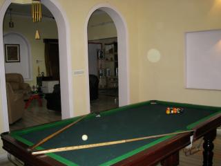 Enjoy a game with your family & friends at our In-house Pool Table