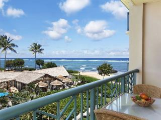 H304 - BEAUTIFUL CORNER OCEAN VIEW **AC** Resort Pool & Restaurant