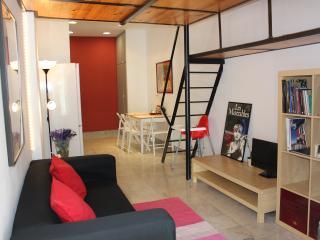 Apartamento patio interior Clot-Glòries HUTBOOOO84