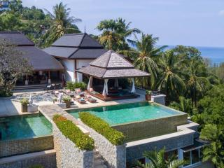 Villa Sanyanga Surin Beach, private chef and free transport, stunning sea views