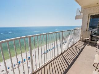 Shores of Panama 1203*Gulf Front Balcony*-Pools-Hot Tubs-Spa-Sauna-Gym+MORE, Panama City Beach