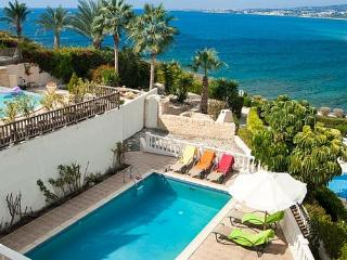Luxury sea front villa in Paphos