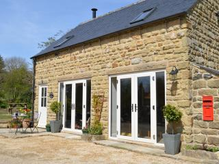 Cavendish Cottage Ashover luxury dog friendly let