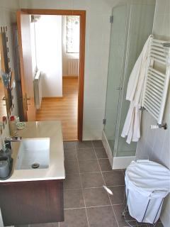 Private bathroom for Mastersuite 1