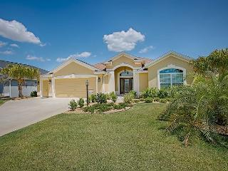 Fantastic location Designer Home in Village of Lake Deaton, The Villages