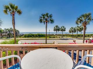 Large 2 Bedroom 2 Bathroom Oceanfront Condo - Located at The Anchorage I