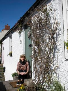 Lilac Tree cottage is situated on the edge of  the historic village of Greyabbey