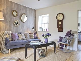 Spacious yet cosy living area