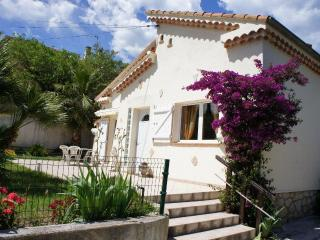 Villa heart of Antibes Juan les pins Swimming pool