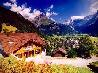 ALPHAVEN Apartment B Stunning Views Finnish Sauna, Engelberg