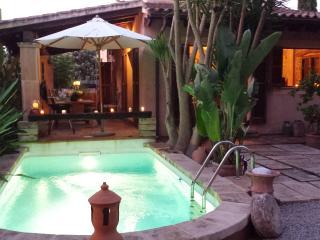Chalet con piscina en Capdepera