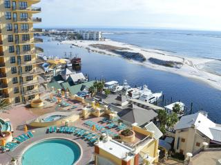 Emerald Grande 823~Watch Dolphins Swim from the Balcony! Best Resort in Destin!