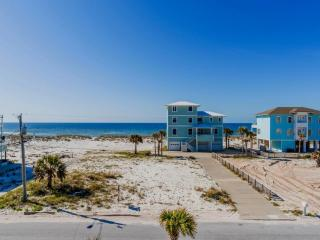 Private 4BR home with Stunning Gulf Views, Pensacola Beach