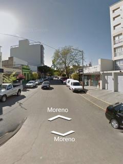 Vista calle Moreno