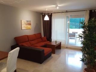 Apartamento para 5 personas equipado con parking, Mijas