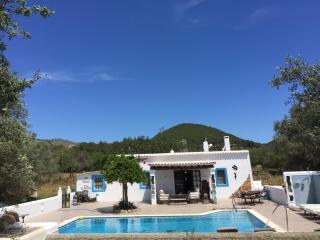 Magica casa payesa con piscina y sin vecinos, Santa Eulalia del Rio