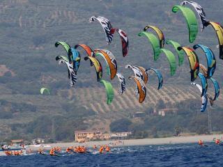 PAGODA12, panoramic seaside flat (Lamezia,kitesurf, Gizzeria Lido