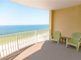 Twin Palms 1203 -1BR-AVAIL7/31-8/7 - RealJOY Fun Pass- Gulf Front, Panama City Beach
