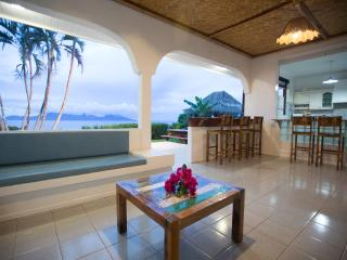 Villa Tahiti Nui - Tahiti - vue Moorea panoramique