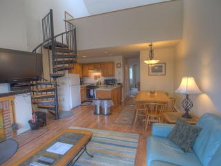 Beautiful Sugarbush slopeside loft condo, Warren