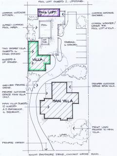 Site Plan of property