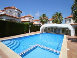 C38 GINESTA casa individual, piscina y wi-fi, Miami Platja