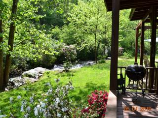 Alarka Creekside Retreat, Bryson City